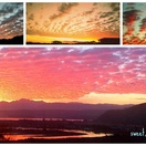 Sedgefield winter sunsets